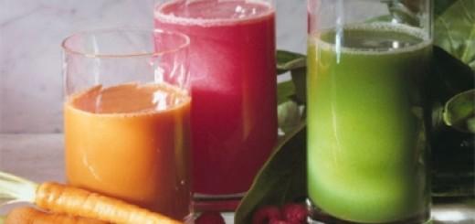 Напитки из овощей